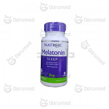 قرص-ملاتونین-3-میلی-ناترول