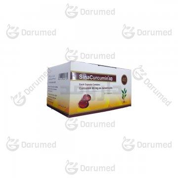 کپسول-سناکورکومین-40-حاوی-عصاره-زردچوبه