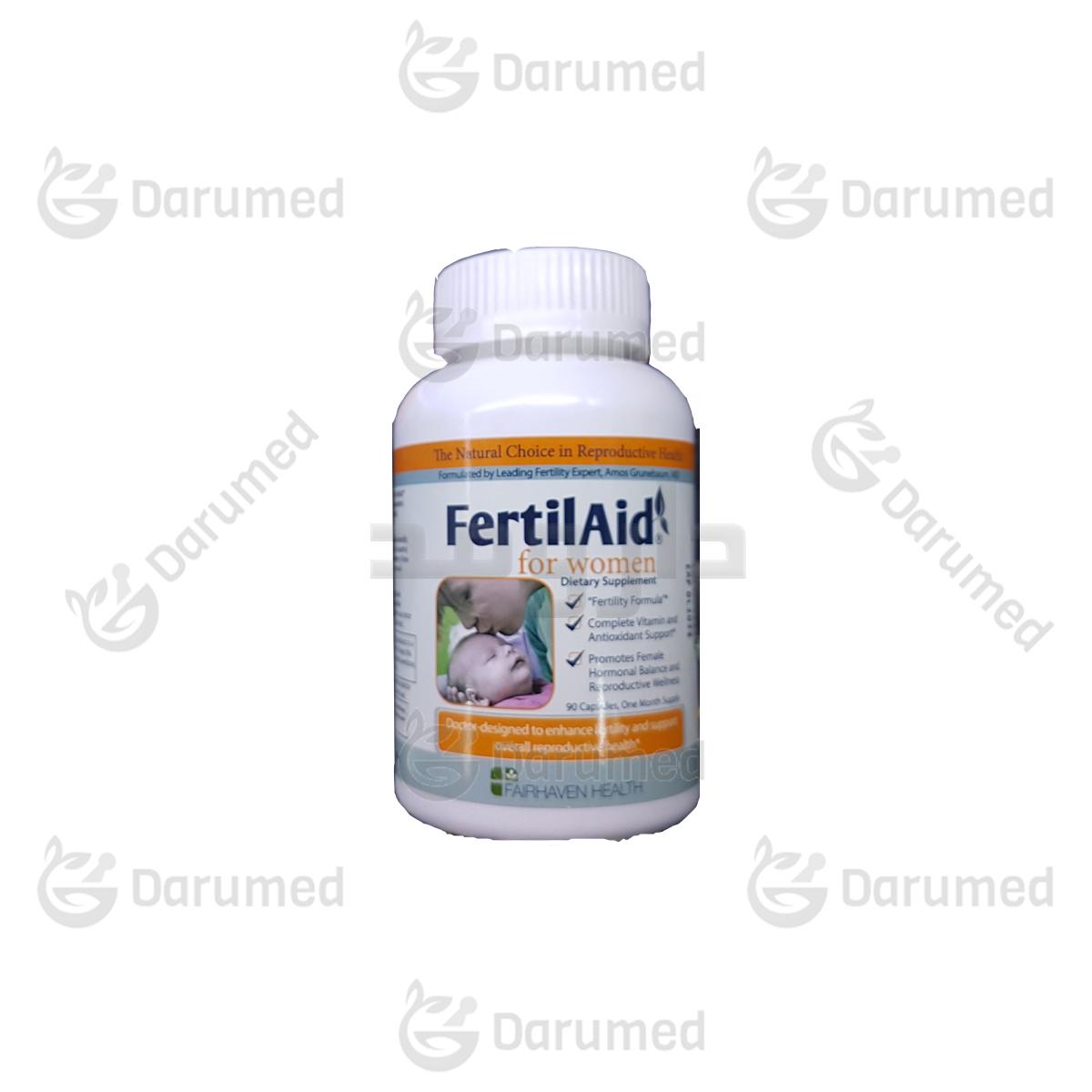 کپسول-فرتیل-اید-خانمها
