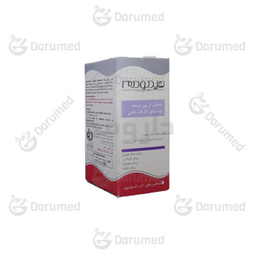 محلول-کوتیکول-ناخن-هیدرودرم