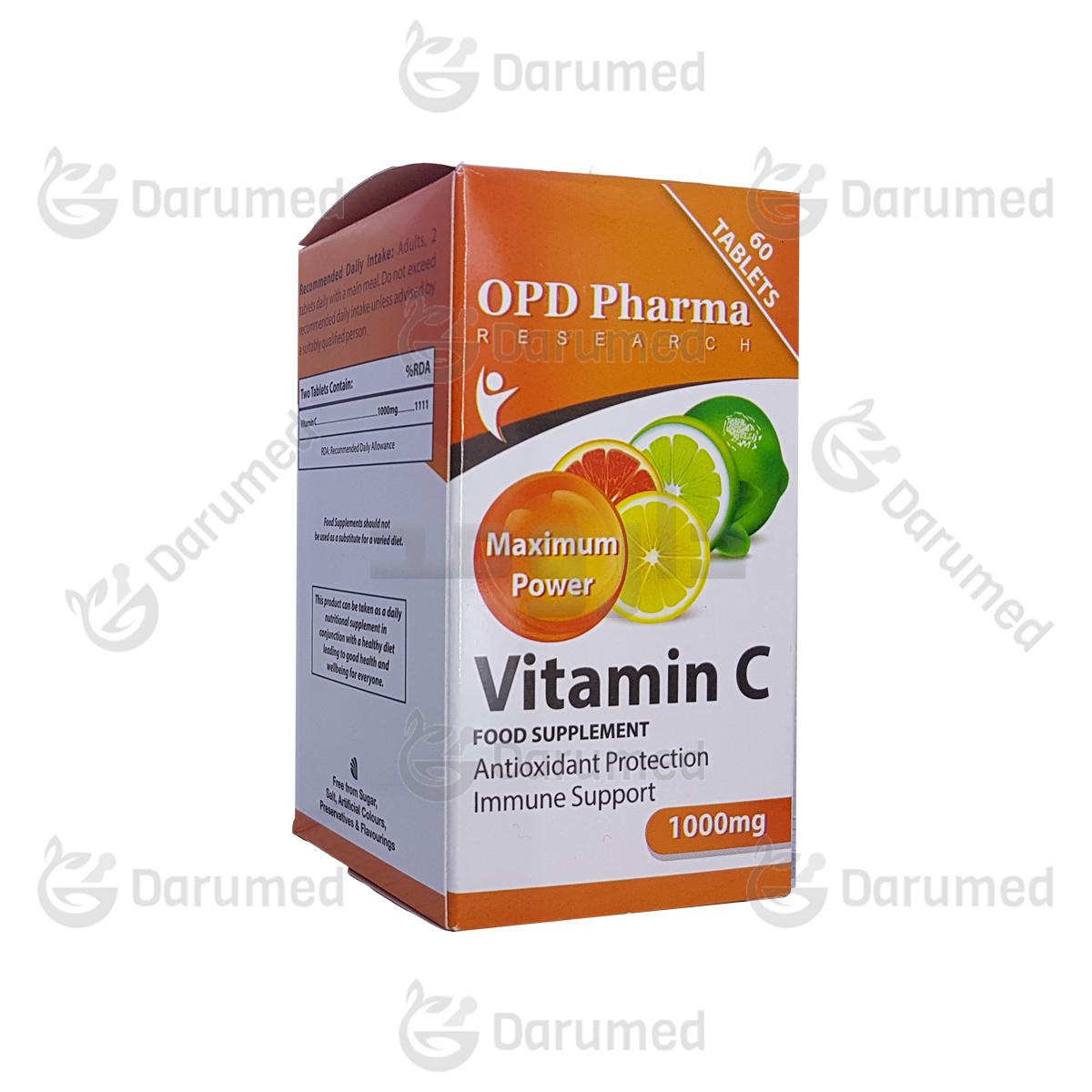 قرص-ویتامین-ث-او-پی-دی-فارما